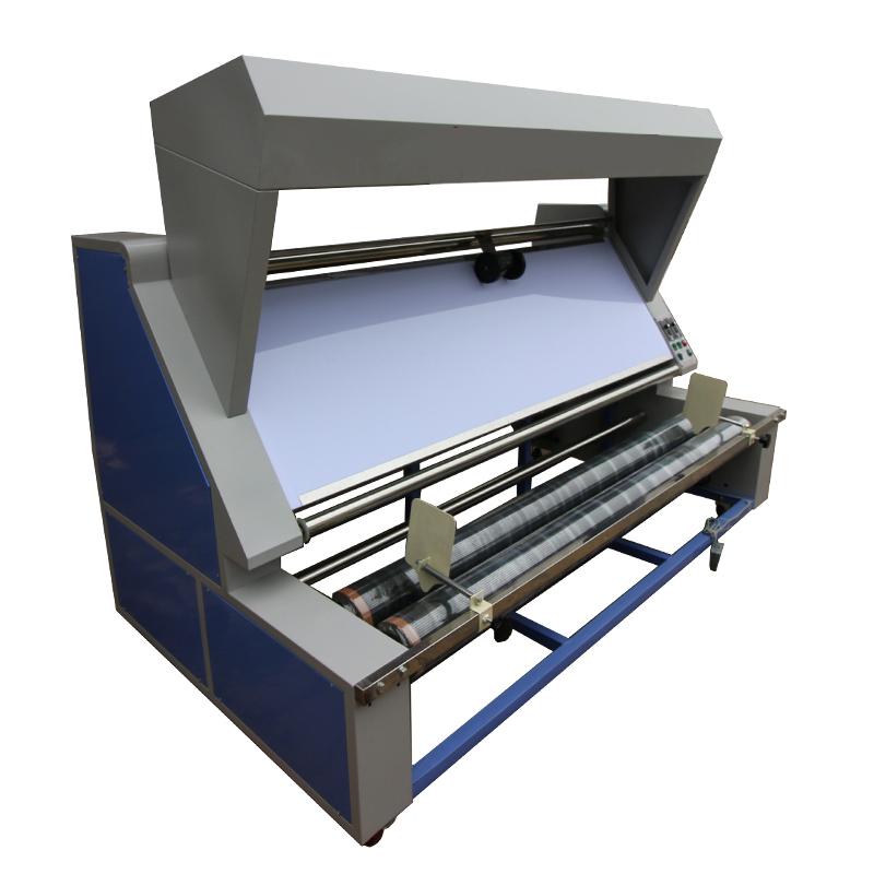 全自动验布机打卷机 松布折布机叠布机 打码验布一体机 2000型产品实拍4