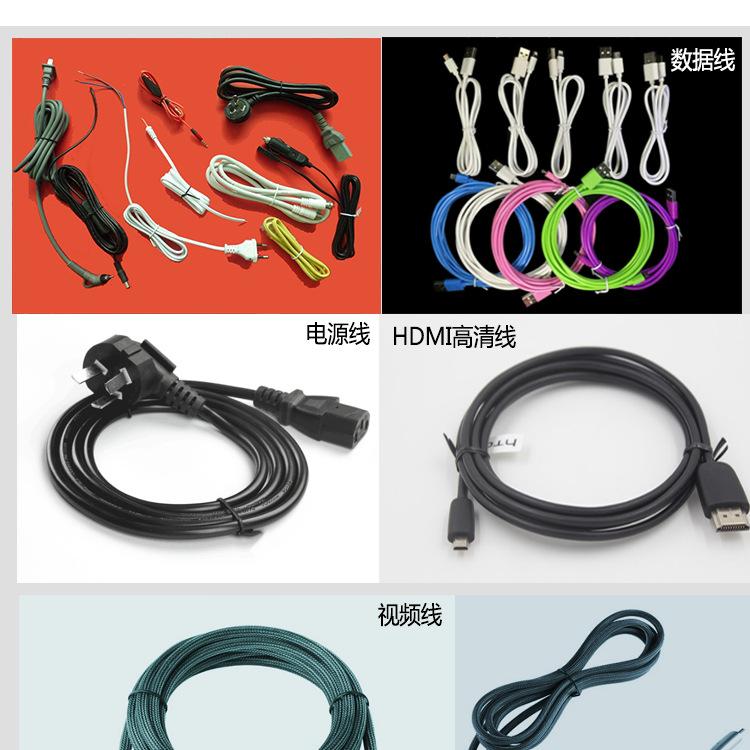 高速绕线机 扎线绕线机 绕线绑线机 扎带机 全自动绕线机 梭芯卷线机产品部件3