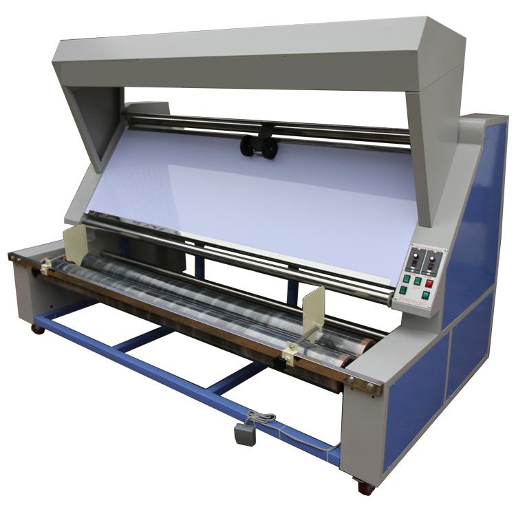 全自动验布机打卷机 松布折布机叠布机 打码验布一体机 2000型产品实拍3