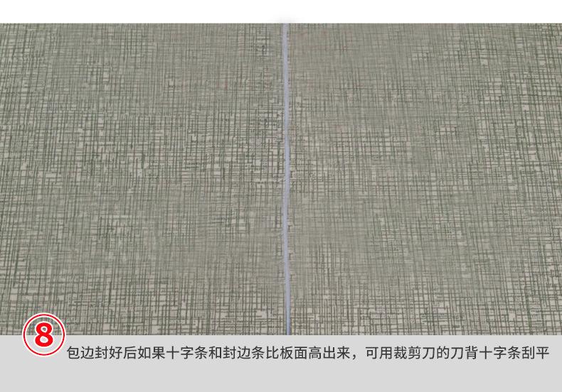 服装布料裁剪台 高品质可装卸面料 组合式裁床 流水工作台 产品安装8
