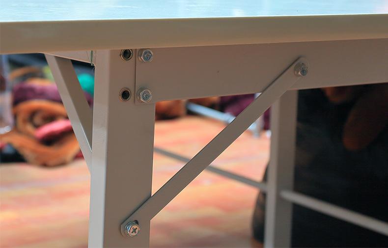 服装布料裁剪台 高品质可装卸面料 组合式裁床 流水工作台 产品实拍3