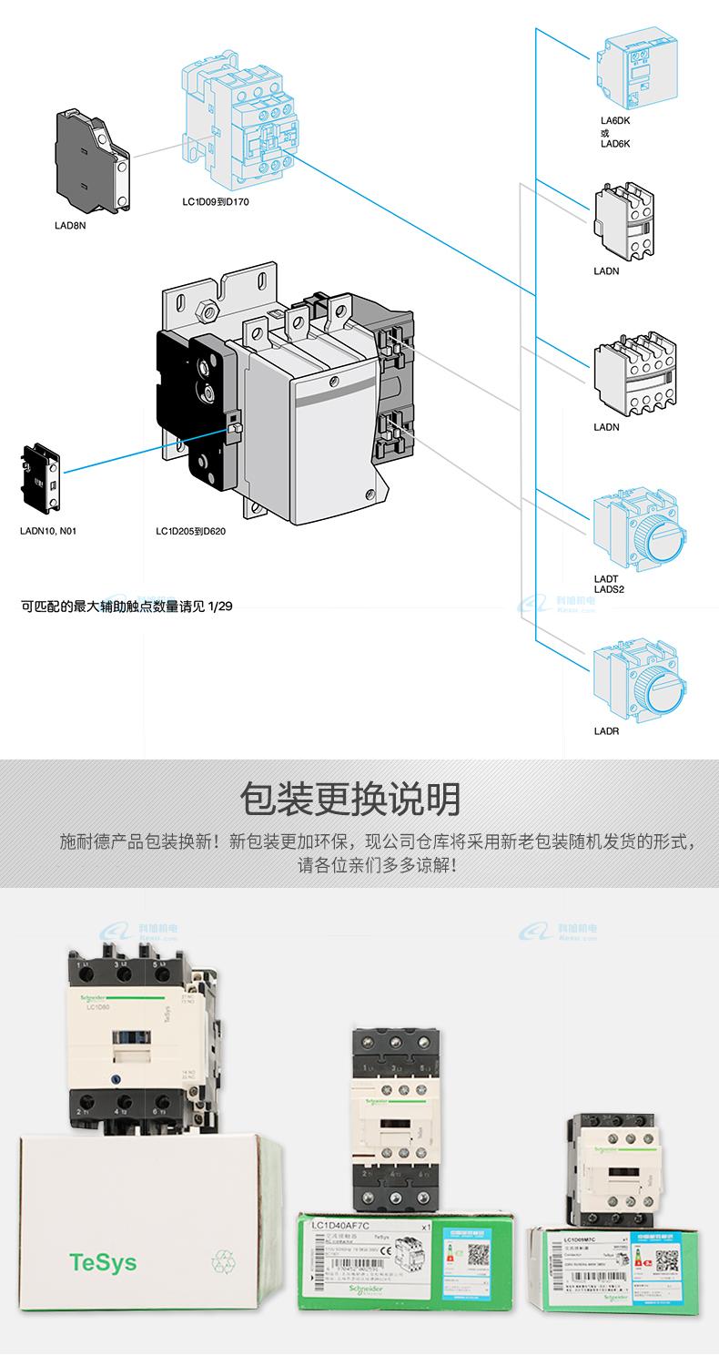 LC1D09产品系列展示