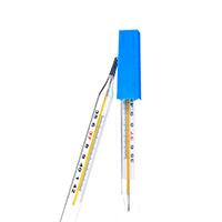 体温计水银腋下医用大刻度成人儿童玻璃温度计家用发烧测体温表