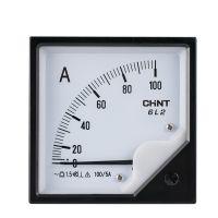 正泰CHNT 指针式交流电流表 6L2-A 150/5A 200/5A 规格齐全