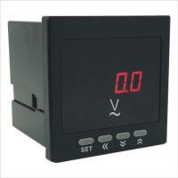 高精度数显单相电压表 智能电流表 模拟量变送 RS485通讯 继电器报警 功能
