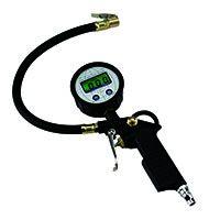 高精度胎压表 数显胎压计气压表 带充气汽车轮胎 胎压监测器检测仪