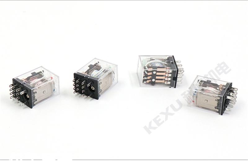 正泰中间继电器JZX-22F/2Z底座电压可选 原装正品 产品实拍3