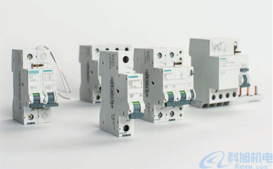 西门子小型断路器5SL系列样本