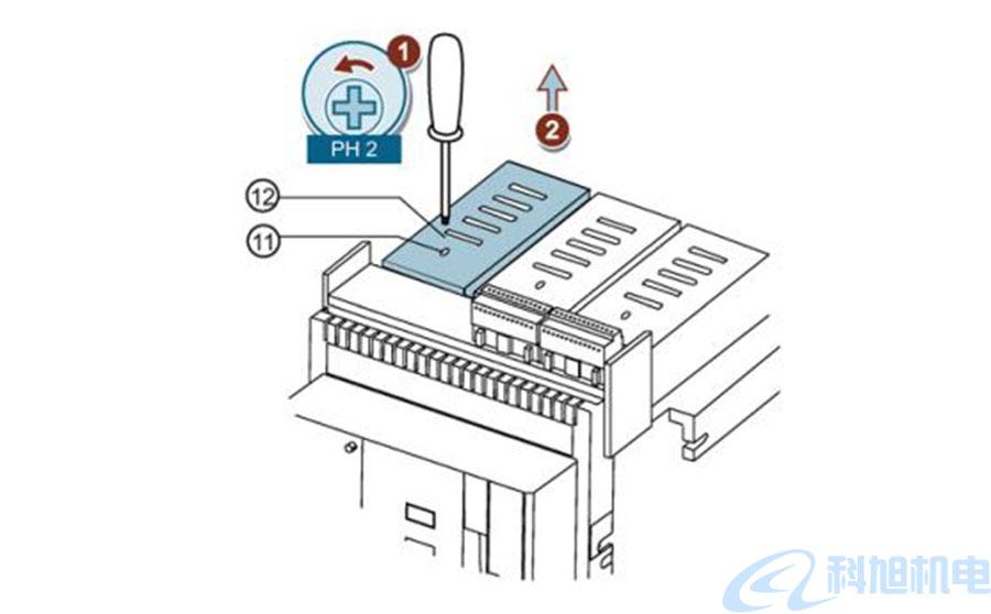 西门子断路器3WT更换导电回路维护二