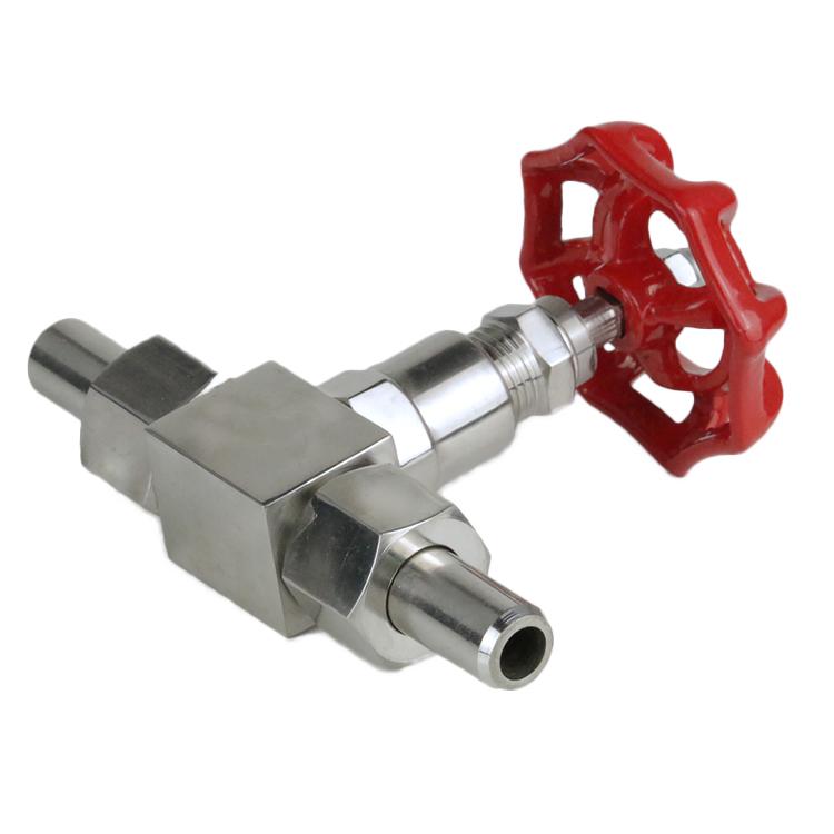科旭不锈钢截止阀316 DN15焊接针型截止阀 高压截止阀 原装正品 产品图片4