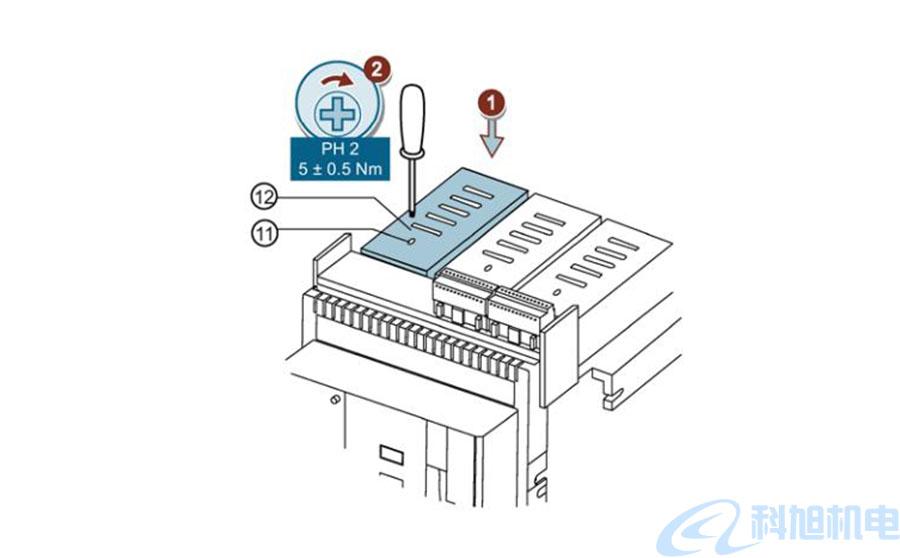 西门子断路器3WT更换导电回路维护十五
