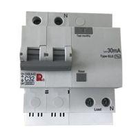 常熟开关漏电断路器CH3LN-63C63A/4P/030E带剩余电流保护 原装正品