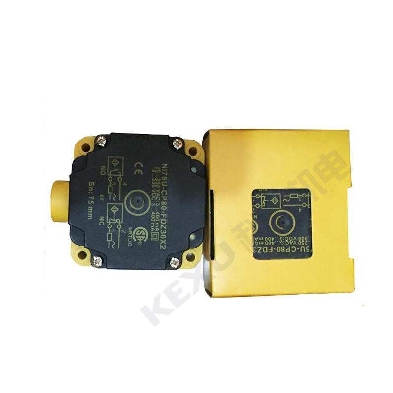 图尔克接近开关NI15-M30-AN6X接近传感器 自动化控制开关 原装正品 产品类型2