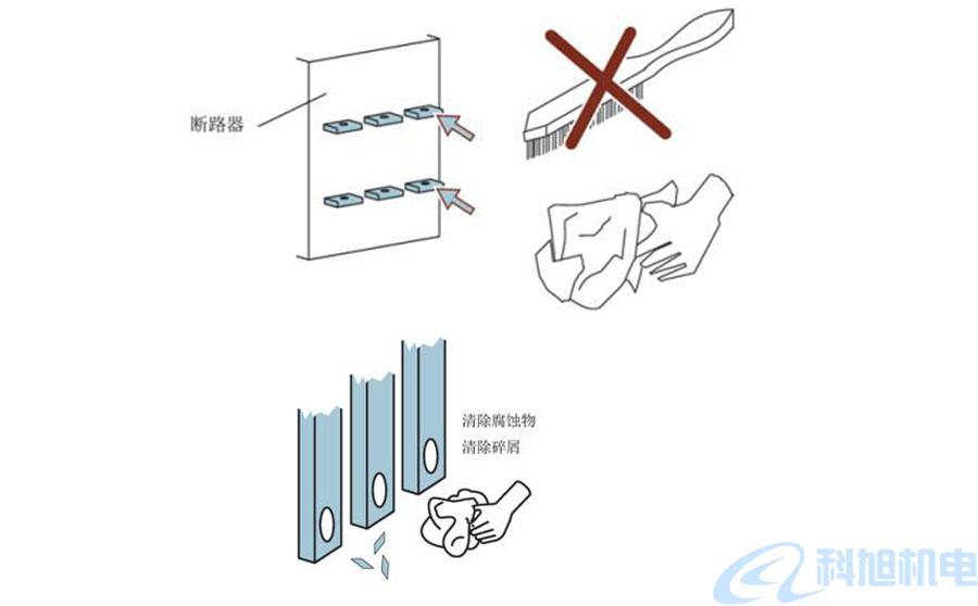 西门子断路器3WT主回路的连接一