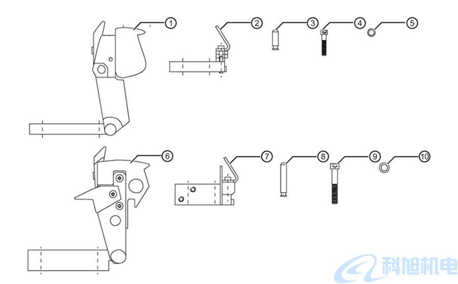 西门子断路器3WT更换导电回路维护一