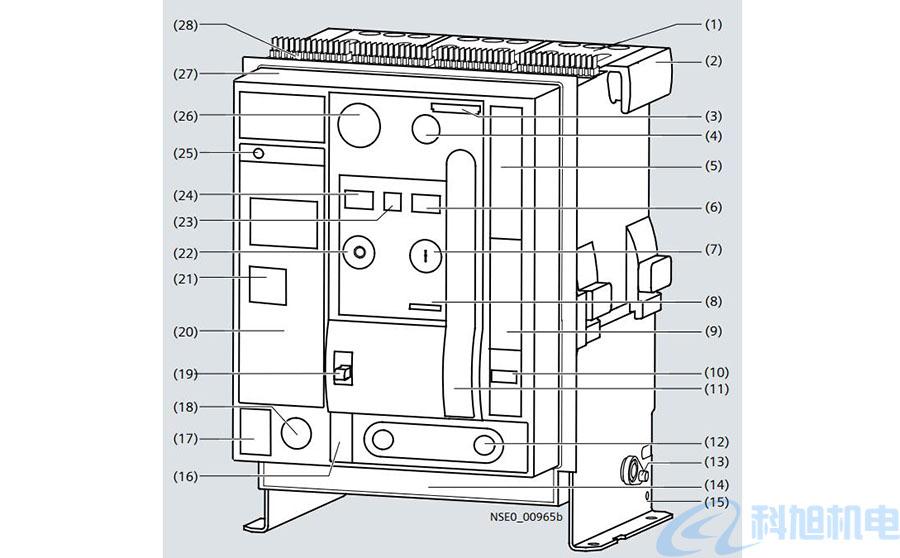 西门子空气断路器3WL操作手册样本五