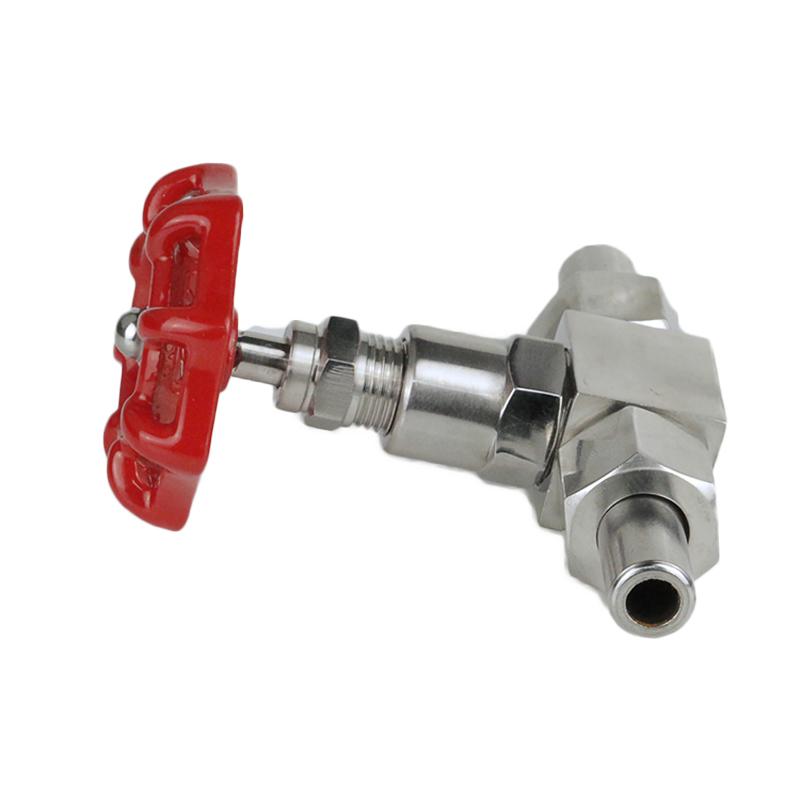 科旭不锈钢截止阀316 DN32焊接针型截止阀 高压截止阀 原装正品 产品图片3