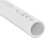 联塑 PVC阻燃3分线管 电线管 穿线管 16mm电工线管 3.8米/条