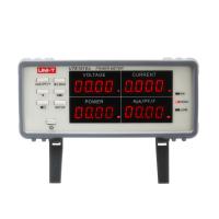 优利德UNI-T 智能电量测量仪 数字功率计 电参数测试仪UTE1003A