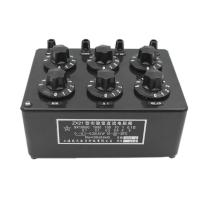 直流电阻箱ZX21A B C D E F G 旋盘式可调电阻器