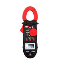 数字钳形表万用表 高精度袖珍万能表 数显背光自动量程交直流电容钳形电流表