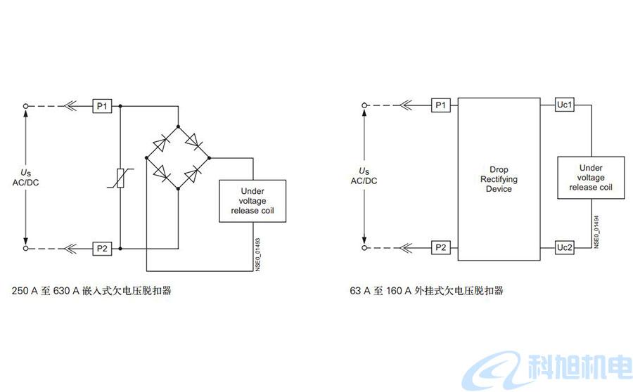西门子塑壳断路器3VT8型号结构及参数应用九