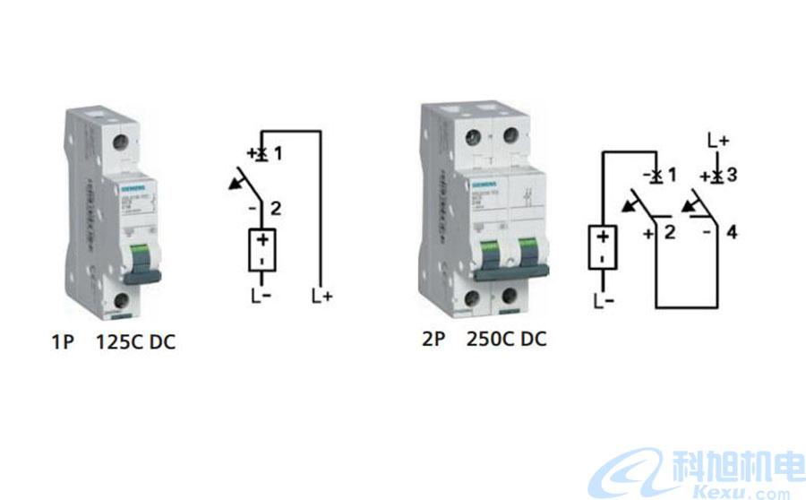 西门子小型断路器5SL系列样本六