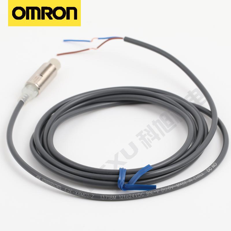 欧姆龙接近开关E2E-X10Y1-M1-Z接近传感器 原装正品 产品实拍1