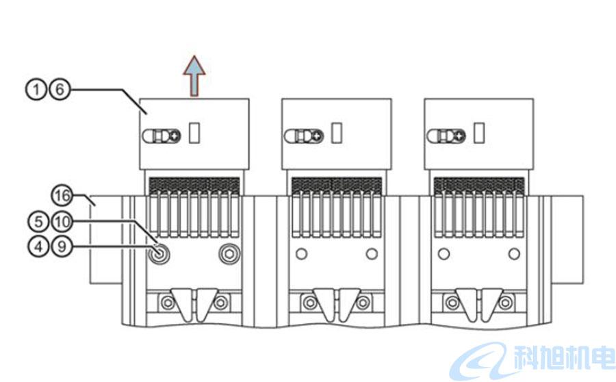 西门子断路器3WT更换导电回路维护六