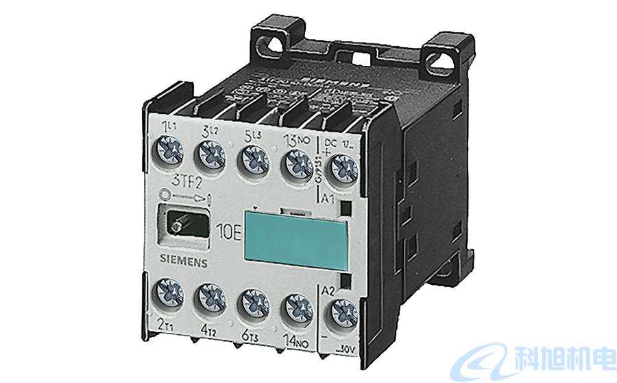 西门子微型接触器3TF2样本一