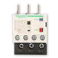 施耐德热过载继电器LRD365C调整电流48-65A热过载保护器