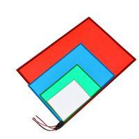 EL发光片冷光片冷光板广告超薄LED背光源发光片导光板10*15
