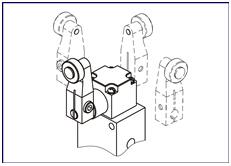 ZM3重载型机械阀说明图