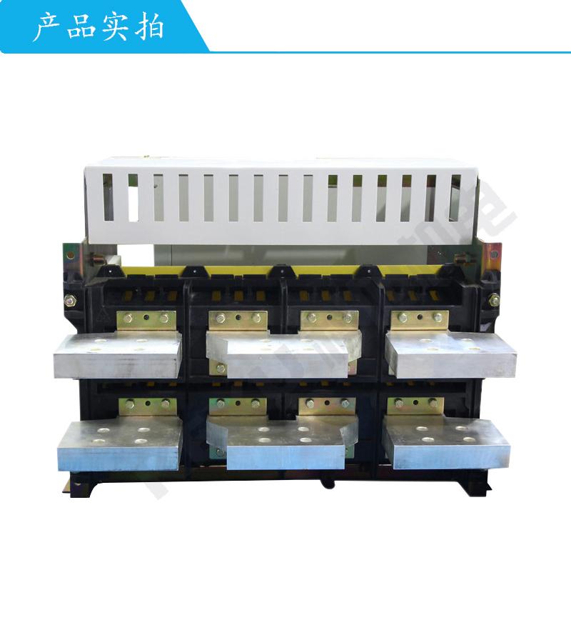常熟开关智能型万能式断路器CW1-5000/3P 4000A 固定式 原装正品 产品实拍