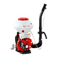 背负式汽油施肥机器 喷雾机喷粉机打药机 颗粒播种农用撒肥机
