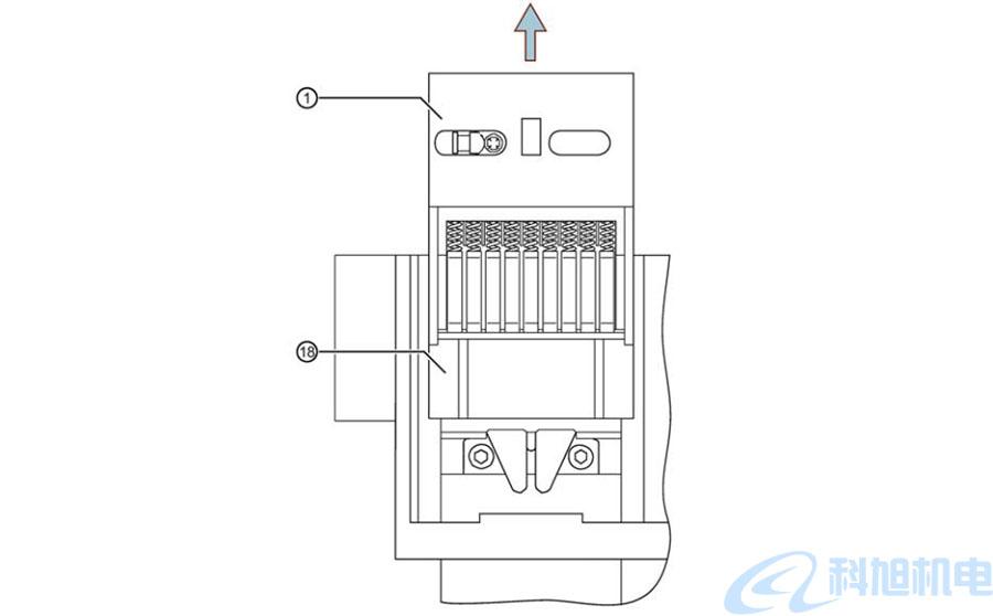西门子断路器3WT更换导电回路维护十一