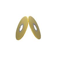 整体硬质合金钨钢锯片 HSS高速钢圆锯片铣刀 切槽切口锯片铣刀片 外径75