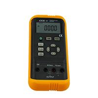 VC01过程校验仪万用表VICTOR01温度校验仪效验仪表信号发生器