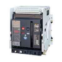 常熟开关万能式框架断路器CW1-5000M/4P-5000A抽屉式