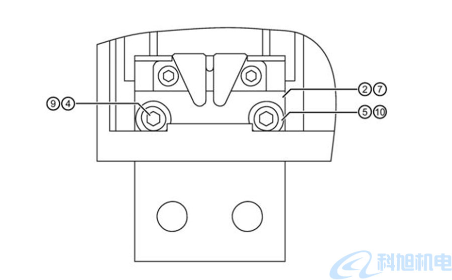 西门子断路器3WT更换导电回路维护十四