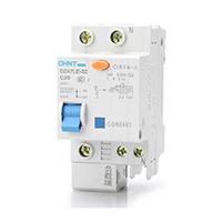 正泰CHNT漏电断路器 DZ47LE 1P 10A 带漏电保护 原装正品