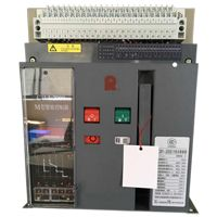 常熟开关智能型万能式断路器CW1-2000/3P 630A 原装正品