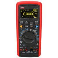 优利德UNI-T智能型数字万用表UT71A UT71B UT71C高精度电工仪表手持数显表