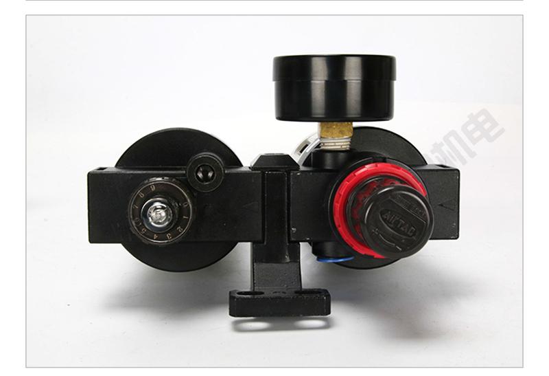 亚德客二联件过滤器BFC3000气源处理AFR3000+AL3000空气油水分离器 原装正品 产品实拍3
