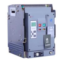 杭州之江杭申电气智能型万能式断路器HSW1-2000/3 1000A 1250A