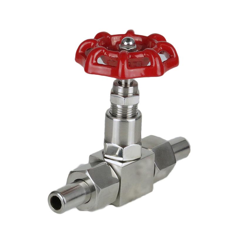 科旭不锈钢截止阀316 DN32焊接针型截止阀 高压截止阀 原装正品 产品图片2