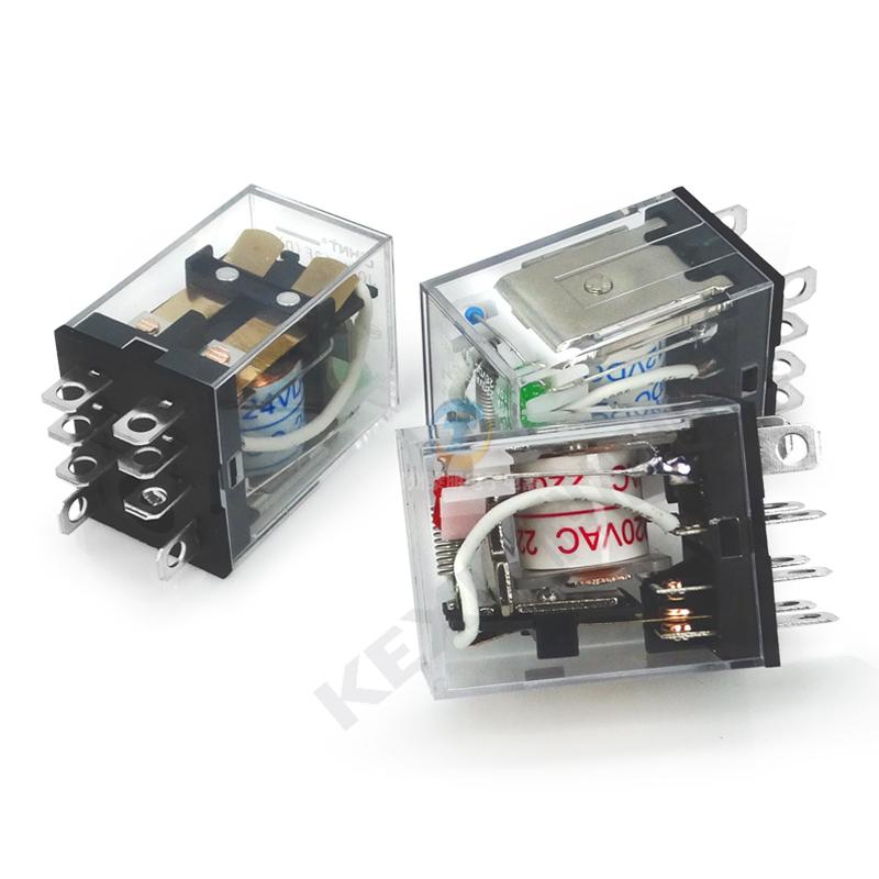 正泰中间继电器JZX-22F/2Z底座电压可选 原装正品 产品实拍4