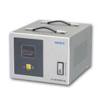 人民电器稳压器SVCIII-10000VA家用电源保护 原装正品!