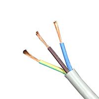 公牛BULL插座电线 家用照明电源线 三芯二芯线 三项铜线0.75 1 1.5平方