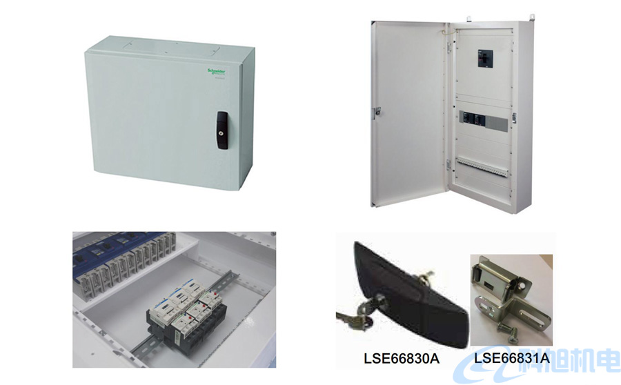 施耐德配电箱Prisma E系列规格及应用安装二